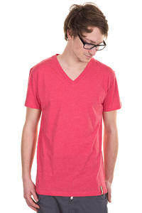 Iriedaily Gently 2 T-Shirt (red melange)