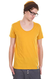 Iriedaily Subneck T-Shirt (gold yellow)