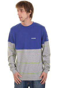 Mazine Charlie Sweatshirt (mazine blue light grey melange)