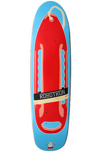 "Robotron Lifesaver 8.125"" Deck (blue red)"