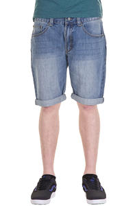 Mazine Sucinto Shorts (blue shattered)