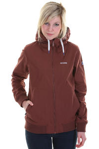 Mazine Dogella Jacke girls (oxblood)