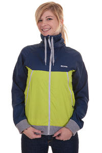 Mazine Tini Jacke girls (navy lime)