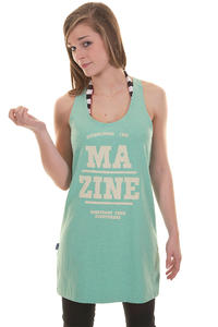 Mazine Odessa Tank-Top girls (mint grizzle)