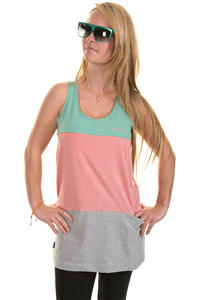 Mazine Meryl Tank-Top girls (red grizzle)