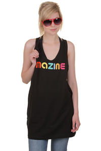 Mazine Cocojambo Tank-Top girls (black)