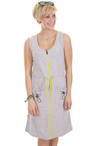 Mazine Fari Dress girls (light grey melange)