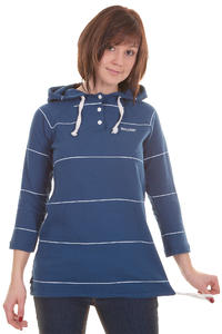 Mazine Bandabar Hoodie girls (cobalt)