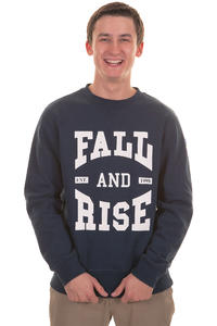 Mazine Fall Rise Sweatshirt (navy)