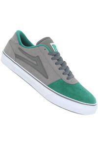 Lakai Manchester Select SK8DLX Suede Shoe (grey)