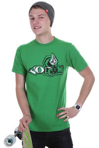 Volcom Slightly Removed T-Shirt (green)