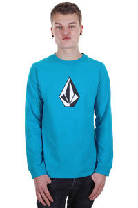 Volcom The Stone Longsleeve (electric blue)