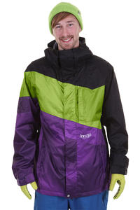 Volcom Mirror Snowboard Jacket (purple paint)