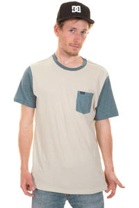RVCA Changed Up T-Shirt (stone heather)