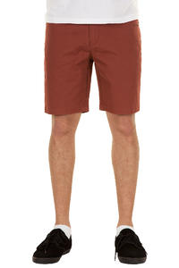 RVCA Jeano Shorts (burnt henna)