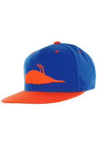 Atticus Snapback Cap (orange)