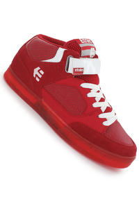 Etnies Number Mid Schuh (red white)
