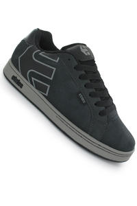 Etnies Fader Shoe (dark grey black gum)