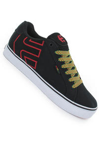 Etnies Fader Vulc Shoe (black red black)