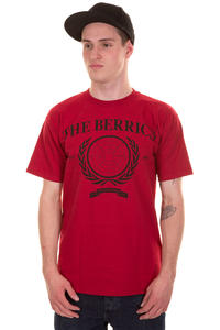 The Berrics Caesar T-Shirt (red)