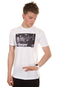 The Berrics In Motion T-Shirt (white)