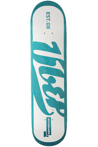 ber Skateboards Die Cut 7.5&quot; Deck