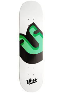 ber Skateboards Surprise 7.875&quot; Deck (white)