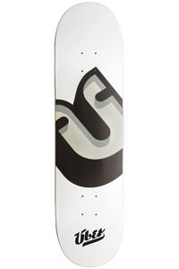 ber Skateboards Surprise 8.25&quot; Deck (white)
