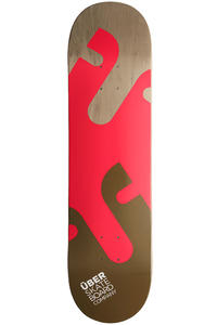 ber Skateboards Puzzle 8.125&quot; Deck