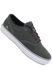 Emerica The Reynolds Cruisers Shoe (grey burgundy)