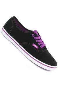Vans Authentic Lo Pro Schuh girls (neon black purple)