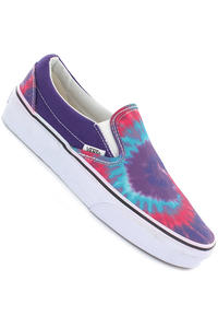 Vans Classic Slip-On Schuh girls (tie dye pink)