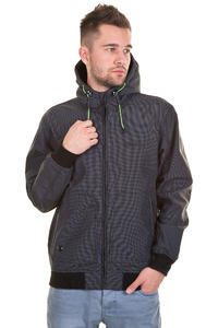 Iriedaily Mini Plaid FA12 Jacke (black)