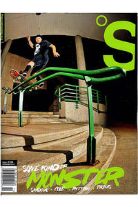 The Skateboard Mag 104 November 2012 Magazin