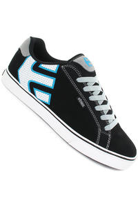 Etnies Fader Vulc Schuh (black blue grey)