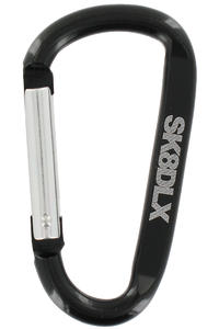 SK8DLX Hook Key-Chain (black)
