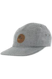 DC Embassy 5 Panel Chambray Cap (pewter)