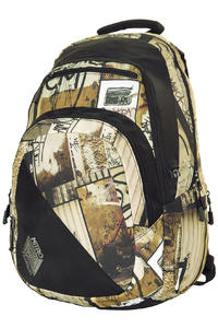 Nitro Stash Backpack (berlin graffiti)