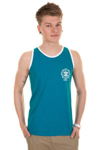 DC Stamp Tank-Top (marine blue)