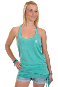 DC Logo Sunshine Tank-Top girls (blue grass)