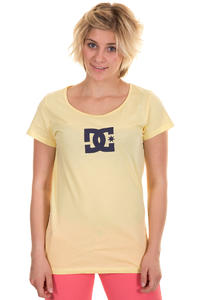 DC Star New T-Shirt girls (light yellow)
