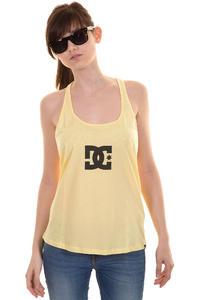 DC Star Tank-Top girls (light yellow)