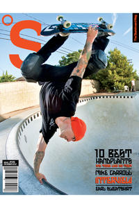 The Skateboard Mag 105 Dezember 2012 Magazin