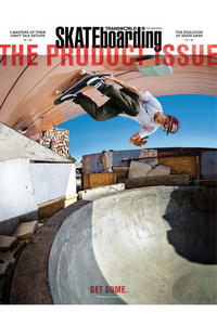 Transworld November 2012 Magazin