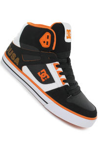 DC Spartan Hi WC SE Shoe (white black orange)