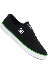 DC Flash TX Shoe (black green)