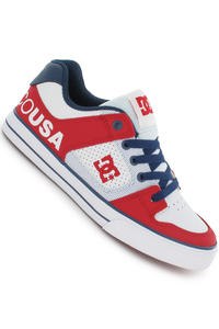 DC Pure Shoe kids (red blue)
