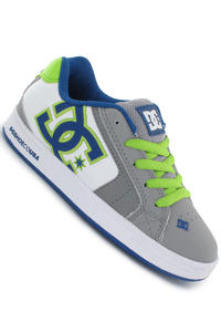 DC Net Shoe kids (grey blue)