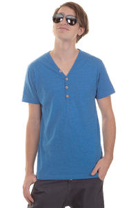 Iriedaily Clerk 2 T-Shirt (blue melange)
