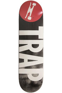 "Trap Skateboards Back In Space 8.25"" Deck (grey)"